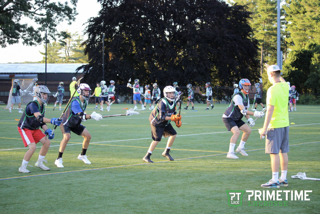 lacrosse camp for boys and girls in RI