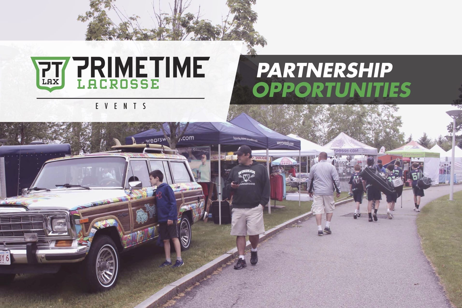 lacrosse tournament vendor