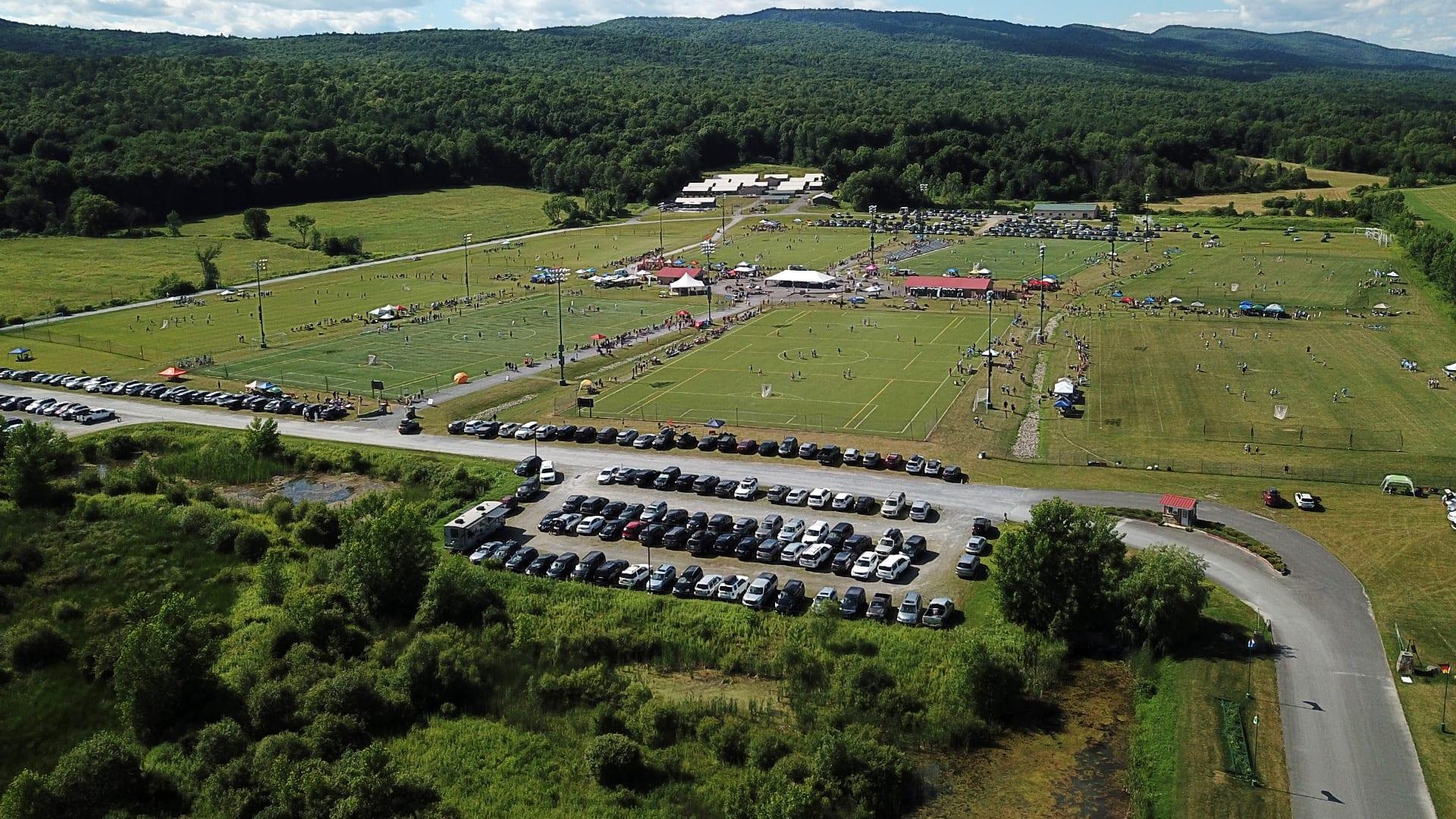 primetime lacrosse venues